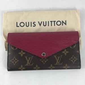 💄Gorgeous💄Louis Vuitton epi wallet